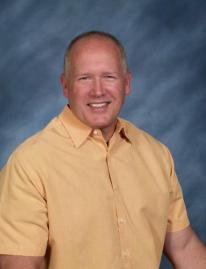 Senior Pastor Mark Vaporis