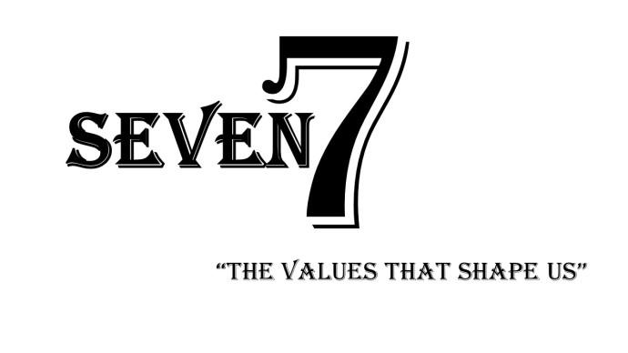 Seven - the values that shape